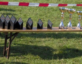Concours durée/précision à la Teck Pokal (Allemagne)