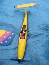 Dimanche 24 avril 2005, Le MCCR a organisé sa première course aux pylônes ...