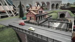 gare-viroflay rive gauche vue du pont